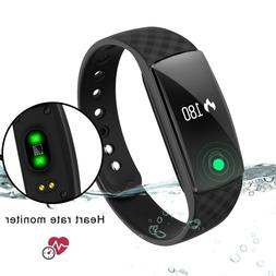 DENISY Fitness Trackers Wireless Activity Smart Bracelet wit
