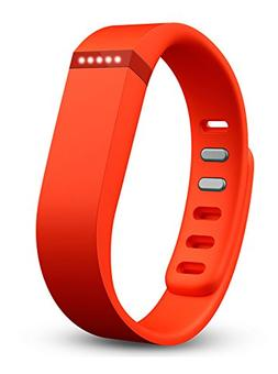 Fitbit Flex Wireless Activity + Sleep Wristband, Tangerine