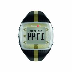 Polar FT7F Black/Gold Heart Rate Monitor