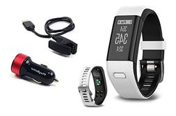 PlayBetter Garmin Approach X40  Golf GPS & Fitness Band Bund