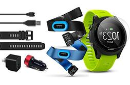 Garmin Forerunner 935  Power Bundle | Includes HRM Tri & Swi