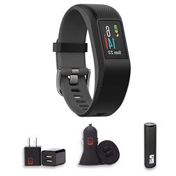 Garmin Vivosport  Smart Activity Tracker + PowerBank + USB C