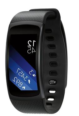 Samsung Gear Fit 2 Fitness Smartwatch Exercise Activity Trac