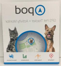 POD GPS Pet Tracker + Activity Monitor for Dogs & Cats BRAND