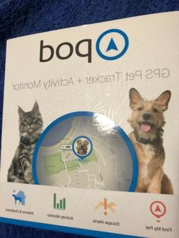 gps pet tracker activity monitor for dogs