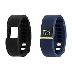 iTouch iFitness Bluetooth Smart Watch with 2 Sports Bands, M