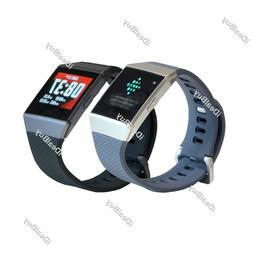 Fitbit IONIC Smartwatch Bluetooth GPS Activity Tracker S&L B