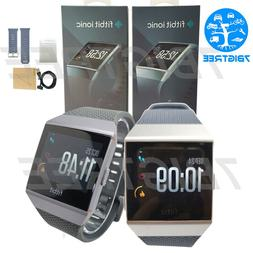 FITBIT Ionic Smart Watch Fitness Activity Tracker GPS Charco