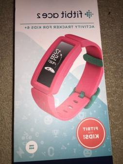 Fitbit For Kids Ace 2 Activity Tracker For Kids 6+ New Pink