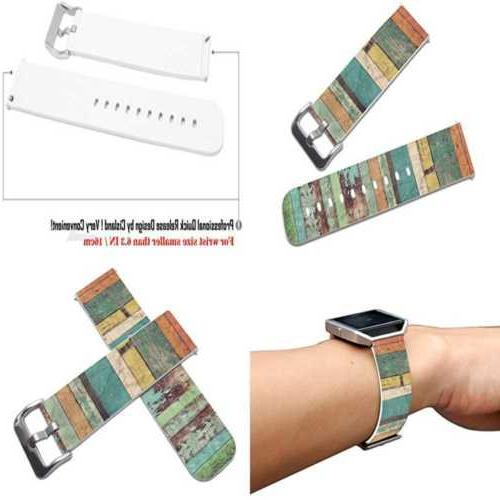 23mm watch band quick release compatible leather