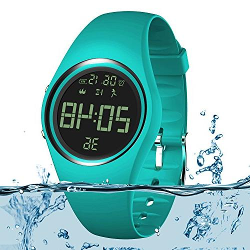 3d non bluetooth pedometer watch