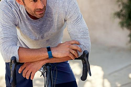 Fitbit Heart Blue, Count