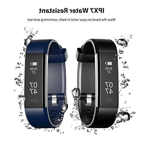 wesoo Fitness Watch : Tracker Band Sleep Pedometer Band for Android