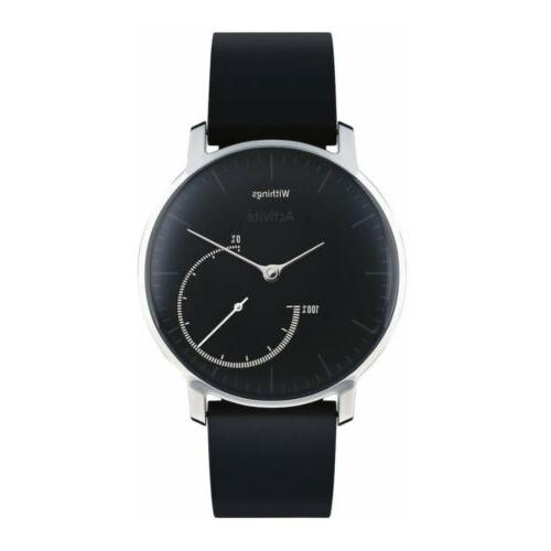 activite steel watch with activity and sleep