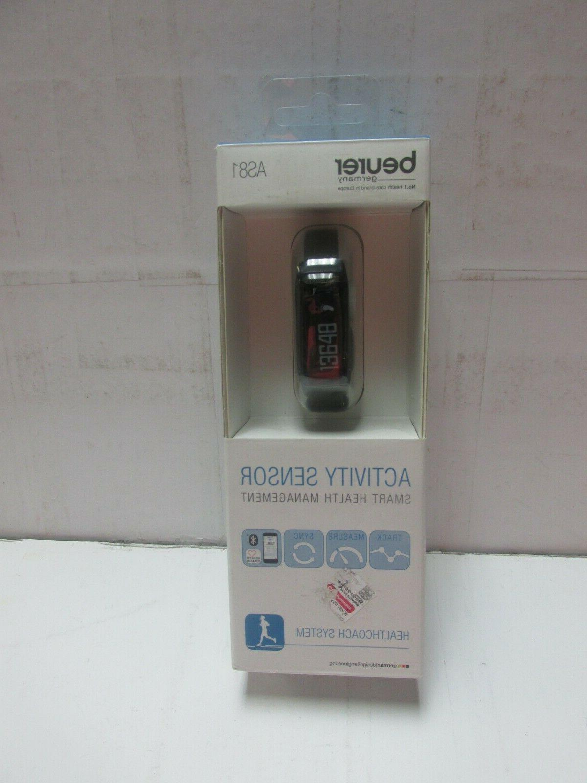 activity sensor activity tracker as81