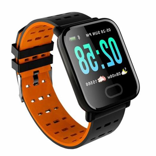 activity sleep tracker heart rate