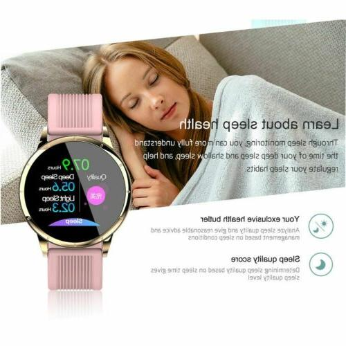 Activity Watch Heart Rate Blood Monitor Smart