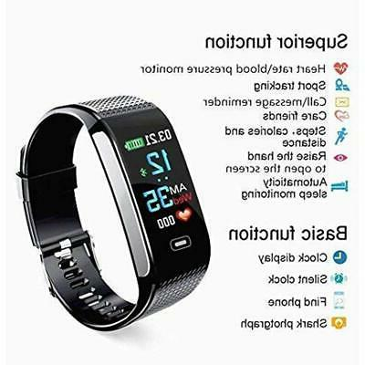 Activity Trackers With Pedometer Heart Monitor