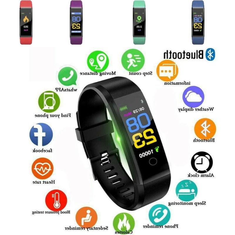 Android iOS Fitness Watch Activity Kid