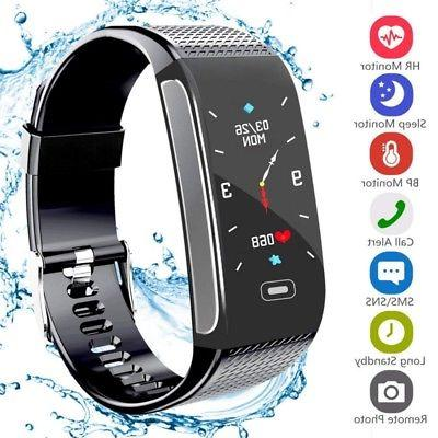 bluetooth smart bracelet fitbit heart rate monitor