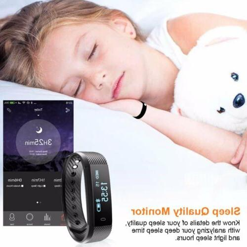 Bluetooth FIT watch Activity Rate Blood Pressure