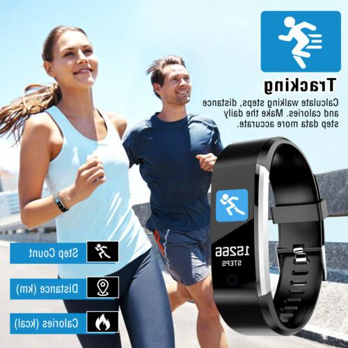 Wireless Smart Activity Tracker Heart For iPhone
