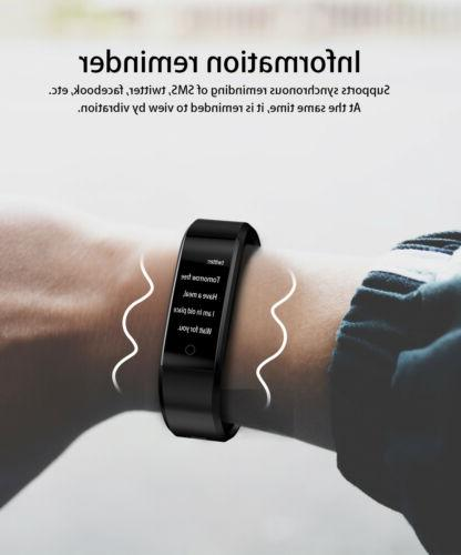 Brand StyIe Sports Waterproof Fitness Tracker