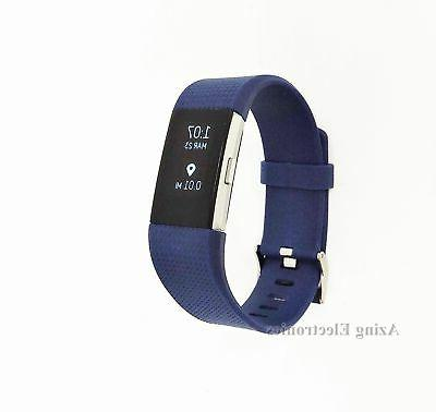 charge 2 heart rate activity tracker wristband
