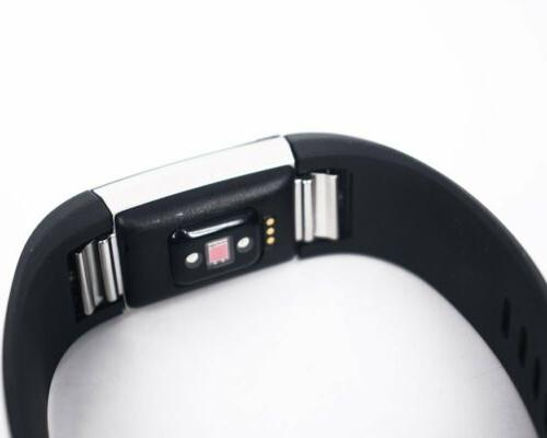 Fitbit Rate Monitor Tracker FB407SBUL Black