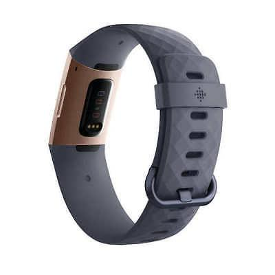 Fitbit Charge 3 Tracker Bundle, Rose ** FREE