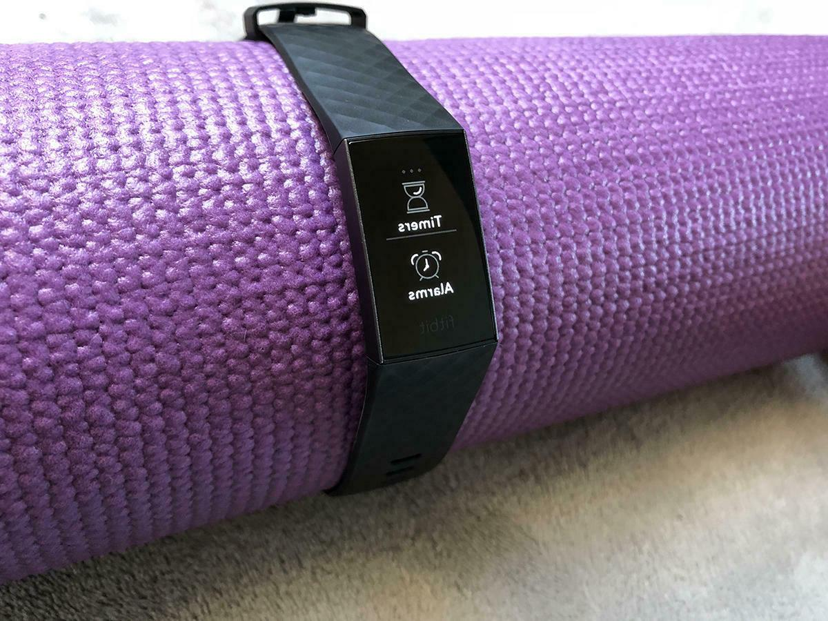 Fitbit 3 Activity Tracker Rate Monitor