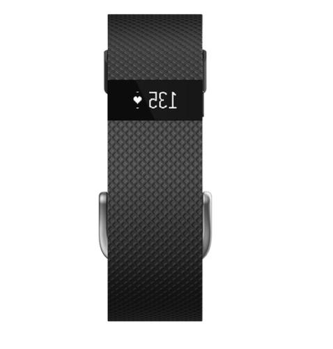 Fitbit Charge Heart Wristband Small, Black