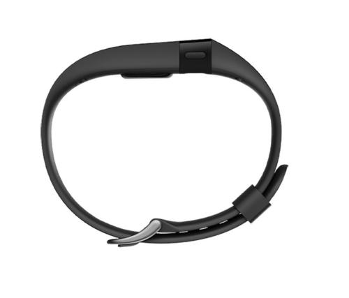 Fitbit Heart Wristband Small, Black