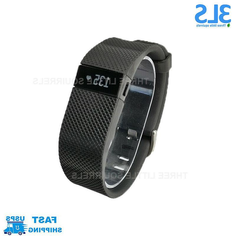 Fitbit Charge HR Activity Wristband HR Heart Black