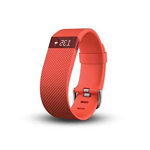 charge hr wireless activity wristband