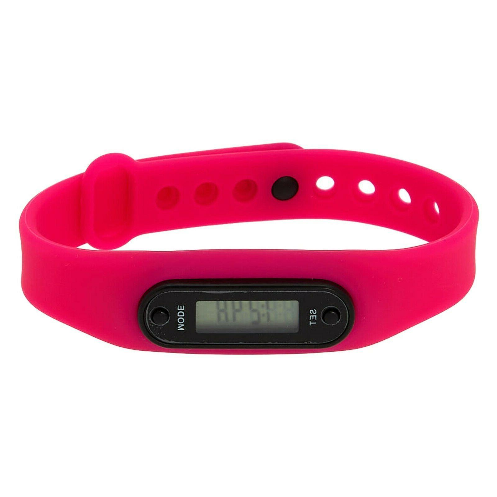 Claire's Girls Activity Action Tracker - steps distance