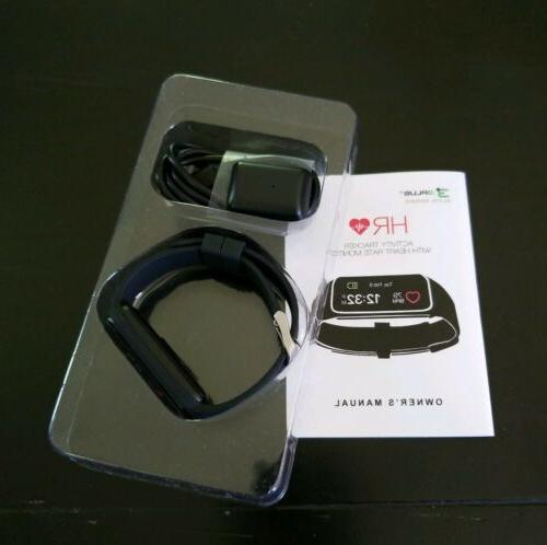 3PLUS Activity Tracker + Heart Rate NEW!