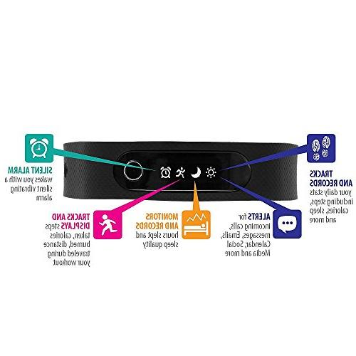 Jarv resistant Fitness Tracker Band Smart with Wireless Sync and 10