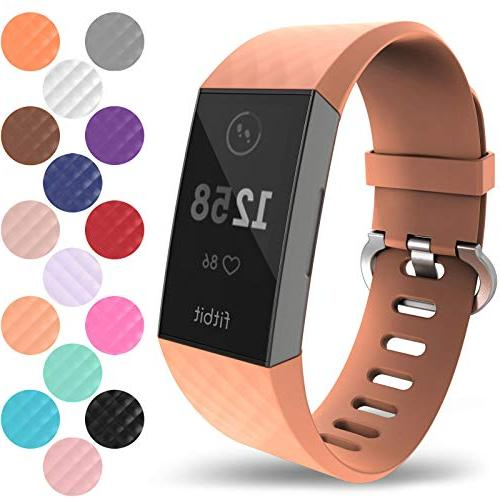 fitbit charge 3 bands