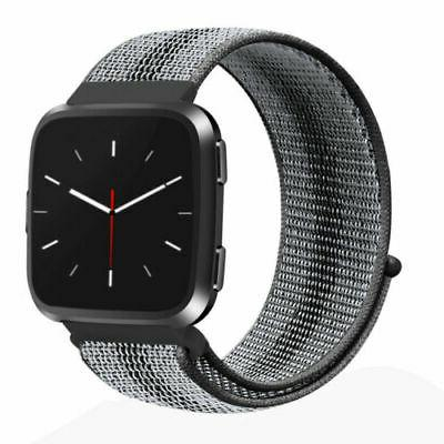For Fitbit Woven Loop Strap Bracelet Band