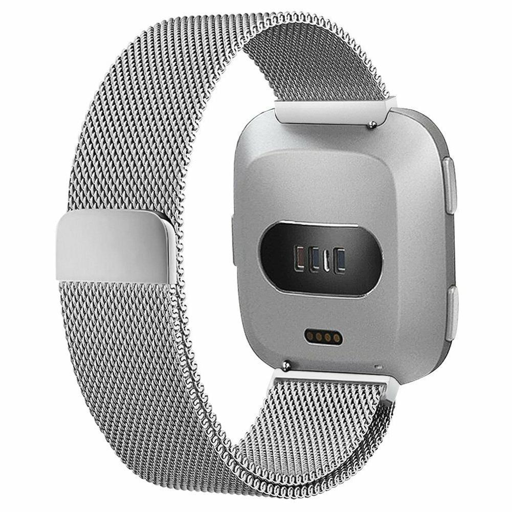 Magnetic Stainless Steel Milanese Loop Replacement Wrist Ban