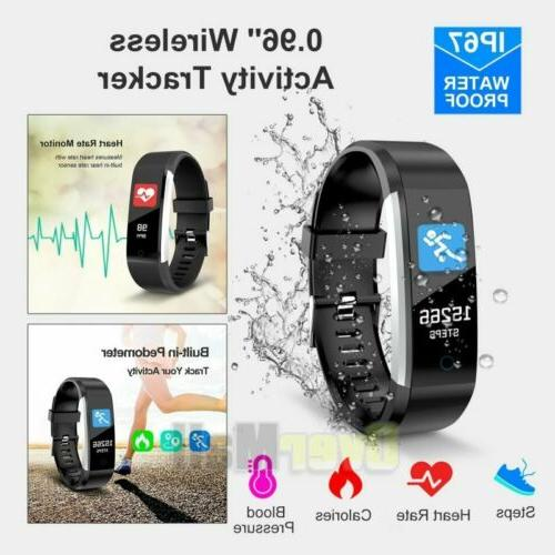 Fitness Activity Tracker Women Android iOS Heart Rate