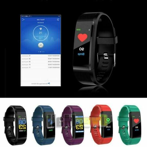 Fitness Smart Watch Activity Tracker Women Android Rate