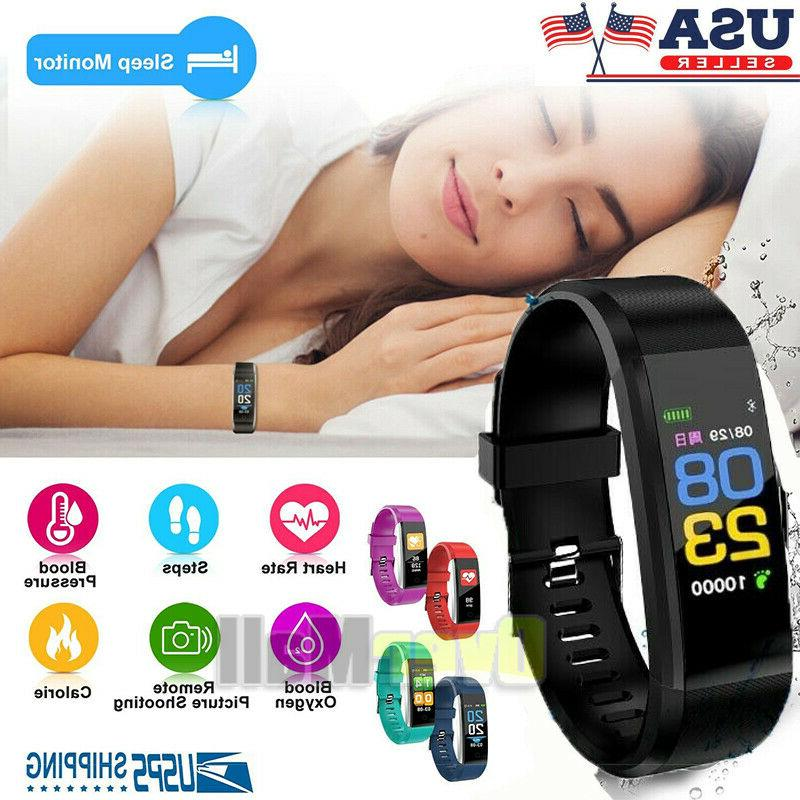 fitness fit bit smart watch activity tracker