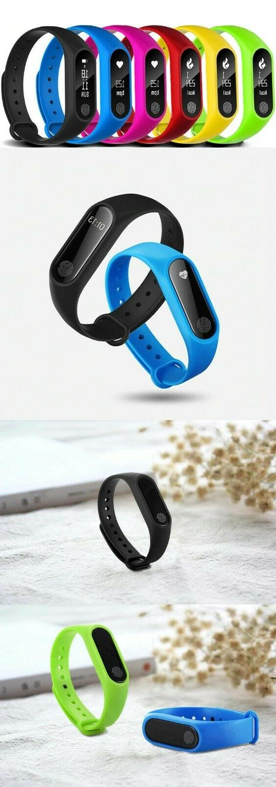 fitness smart watch activity tracker heart rate