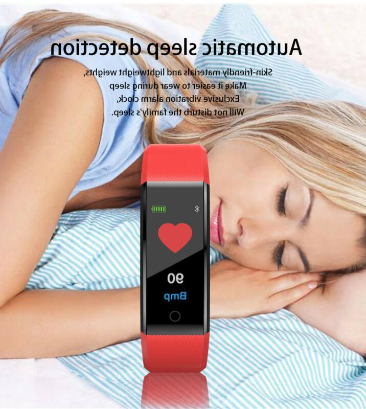 Fitness Smart Tracker Kids Android iOS