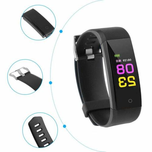 Fitness Tracker Men Android