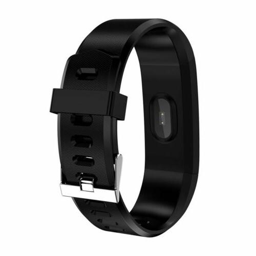 Fitness Tracker Women Men Android iOS