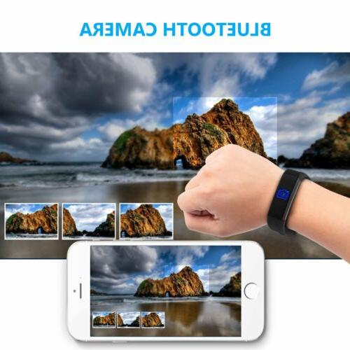 Fitness Activity Tracker Women Men Android Rate