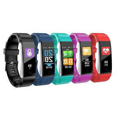 Fitness Smart Activity Tracker Kid Fitbit Rate